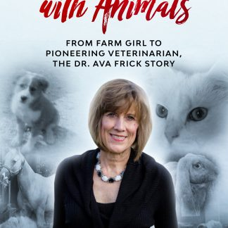https://ronkulebooks.com/pages/conversations-with-animals-the-biography-of-ava-frick-dvm