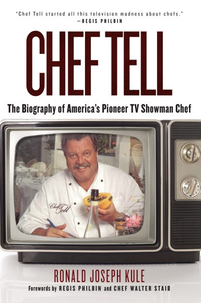 https://ronkulebooks.com/pages/chef-tell-biography-by-ronald-joseph-kule